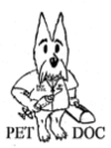 Pet Doc Vaccine Logo